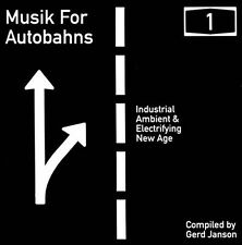Musik For Autobahns, Vol. 1 by Various Artists (CD, Mar-2013, Rush Hour)