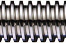 Viti (barre) trapezoidali passo mm. 20x4 - lungh. mt. 1