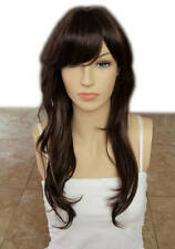 Forever Young Cowgirl Haute Wig (Golden Brown Highlights) Long Layered Bangs