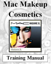 MAC PRO COSMETICS TRAINING + BIBLE + MAKE-UP LESSONS ON CD OR DOWNLOAD