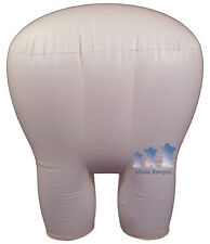 Inflatable Mannequin SUPER LARGE Panty/Brief Form IVORY