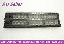 "5.25"" DVD Bay Front Panel Cover for NZXT 820 Tower Case original Front Plate"
