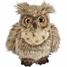17cm Living Nature Brown Owl Soft Toy
