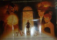 Walt Disneys cartoon classic ANASTASIA(1997) Original movie poster