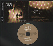 CD SINGLE PROMO USE NOT FOR SALE JIMMY PAGE ROBERT PLANT SHINING IN THE LIGHT
