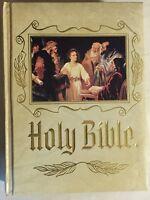 Holy Bible NAB New American Bible 1994-95 Family Size Catholic Heirloom Edition