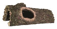 Zilla Reptile Habitat Décor Hideouts Bark Bends Medium