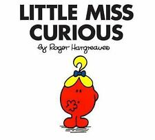 Little Miss Curious (Mr. Men and Little Miss) by Hargreaves, Roger, Good Book