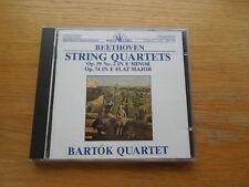 Beethoven Bartók Quartet String Quartets Op. 59 No. 2 White Label HRC063