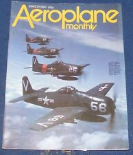AEROPLANE MONTHLY MARCH 1982 - AIRBORNE IN THE BALLIOL