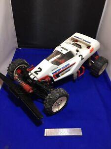 Tamiya Vintage Super Sabre Rare Rc Car Vgc Complete Little Use Mk1 Old