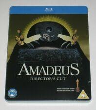 Amadeus Directors Cut Blu Ray Steelbook UK Zavvi Exclusive Director's 1000 Only