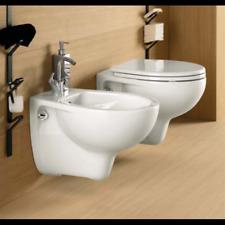 Pozzi Ginori Colibrì 2 Sanitari Sospesi: WC,Bidet,Sedile PVC SoftSystem