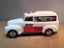 WESTERN AUTO DARRELL WALTRIP #17 1950 CHEVY DIECAST PANEL TRUCK by ERTL #7553