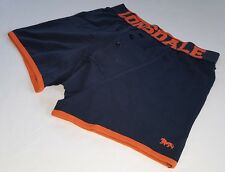 MENS LONSDALE BOXER SHORTS WITH BUTTON FLY FOR SALE - MANY COLOURS AND SIZES