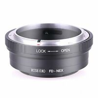 Canon FD Lens to Sony E-Mount a6000 a5000 A7R NEX-5T a5100 adapter