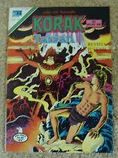 Korak el Hijo de Tarzan,Serie Aguila num.2-68,Novaro