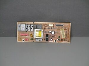 Tappan OTR Microwave Control Board  5304456077  DE41-00316A  RAS-D2LED6-00  ASMN