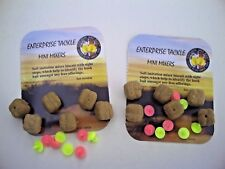 Two Packs Enterprise Mini Mixer Buiscuit. Ideal as Zig Rig & Pop Up Baits.