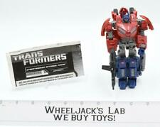 Cybertronian Optimus Prime Deluxe Generations Transformers 2010 Hasbro