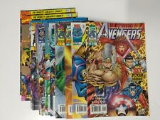 Avengers comic lot The Avengers 1-13  VF+ Bagged