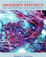 Modern Physics for Scientists and Engineers (Saunders Golden Sunburst Series) b