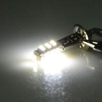 2pcs H1 LED 25-SMD Canbus Hyper White 7500k Headlight High Beam Head Lights Bulb