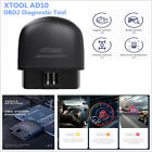 XTOOL AD10 OBD2 Diagnostic Scanner EOBD Bluetooth ELM327 Code Reader Read VIN