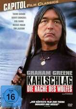 KAHLSCHLAG - DIE RACHE DES WOLFES Therry Bannon GRAHAM GREENE Indianer DVD Neu