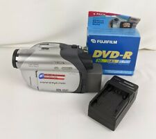 Sony HandyCam DVD Camcorder DCR-DVD105 Touch Display 20x Optical Zoom TESTED!