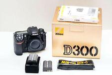 Nikon D300 Digital SLR Camera - Used + Extra Battery + Vertical Grip + Box