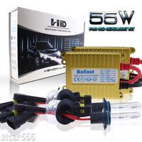 55W Gold Slim HID Xenon Headlight Conversion Kit For Nissan Altima Sentra 07-16