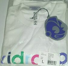 KIDROBOT T-SHIRT LARGE L NEW NWT SEALED  dunny vinyl art figure toy
