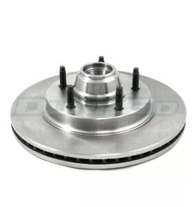 Auto Extra Disc Brake Rotor and Hub Assembly Front AX54069 Fits 97-99 Ford F-150