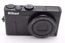 Nikon COOLPIX P300 12.2 MP Digital Camera - Black - NO ACCESSORIES