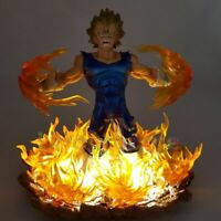 Dragon Ball Z Vegeta Led Light Lamp Power Effect Dragon Ball Super Son Goku Led