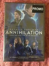 ANNIHILATION New Sealed DVD Natalie Portman
