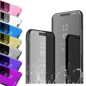 Handyhülle Clear View Case Huawei P30 P20 P10 Pro Lite Mate Schutz Hülle Tasche