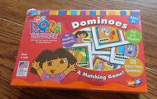 Dora the Explorer Dominoes – Brand New