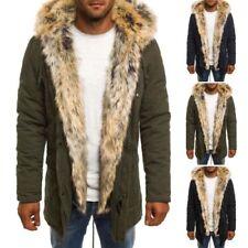 Lange Mäntel aus Baumwolle
