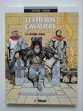 EO 1988 (très bel état) Les héros cavaliers 2 (la grande ourse) Rouge & Cothias