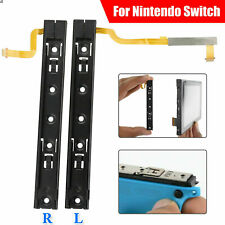 New Left Right Slider sliding rail with Flex Cable for Nintendo Switch Console