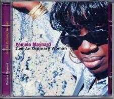 Music Romantic Reggae Lovers Pamela Maynard Just An Ordinary Woman Sealed CD New