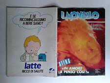 Il Monello settimanale Anno LI N. 49 del 6-12-1985, Sting