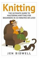 Knitting - How to Knit - Knitting for Beginners - Sewing - Sewing for...