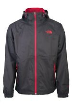The North Face Mens Bedero Rain Jacket, Black, X-Large