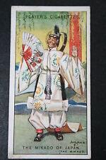 The Mikado  Gilbert and Sullivan  Mikado of Japan    Vintage Card   #  VGC