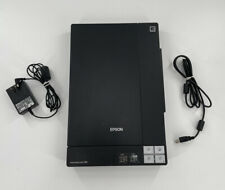Epson Perfection V30 Photo Flatbed Color Scanner With Power Cable Pre-Owned