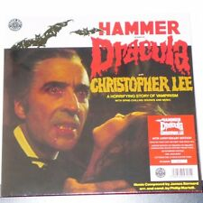 James Bernard With Christopher Lee - Hammer Presents Dracula / LP ltd (DBVR001)