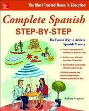 Complete Spanish Step-by-Step by Bregstein, Barbara